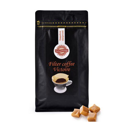 Καφές φιλτρου Victoire Καραμέλα