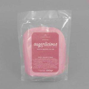 Ζαχαρόπαστα Ροζ Flex 250g