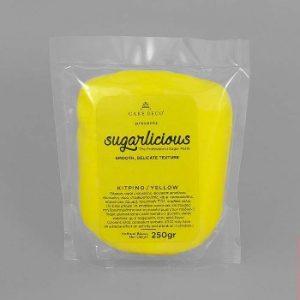 Ζαχαρόπαστα Κίτρινο Flex 250g