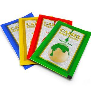 Βαφές Αυγών CAMEL 4 Χρώματα
