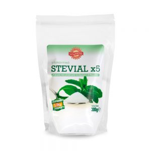 Stevial – Στέβια Με Ερυθριτόλη 1 Πρός 5