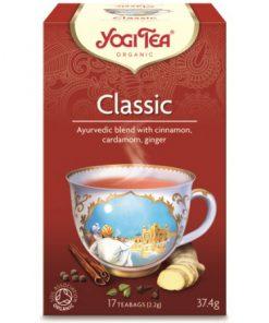YOGI TEA CLASSIC ΒΙΟ 37,4ΓΡ